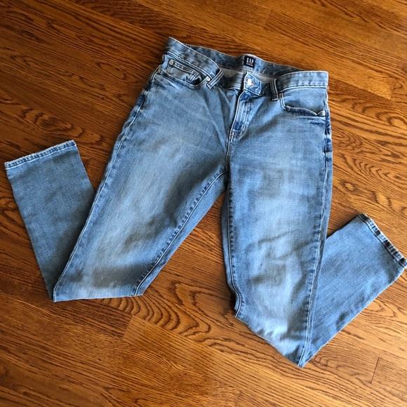 GAP Denim - Gap Straight Leg Jeans (10R)